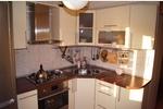 Ванильная кухня с фасадами сливочного цвета