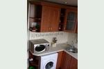 Кухня: Вишня класска мдф, фото вытяжки и варочной газовой поверхности
