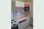 Кухни - каталог фотографий: ваниль и медь Sidak, МДФ очень маленькая кухня