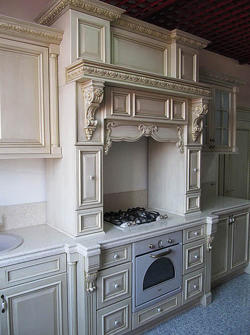 фото кухни барокко